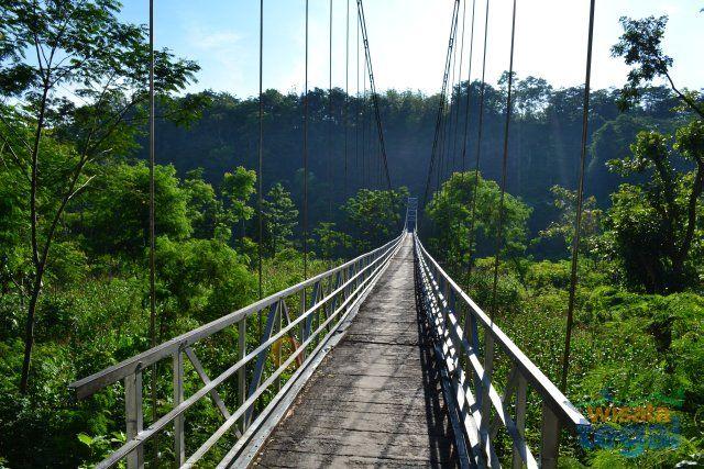 Jembatan Gantung Danawarih