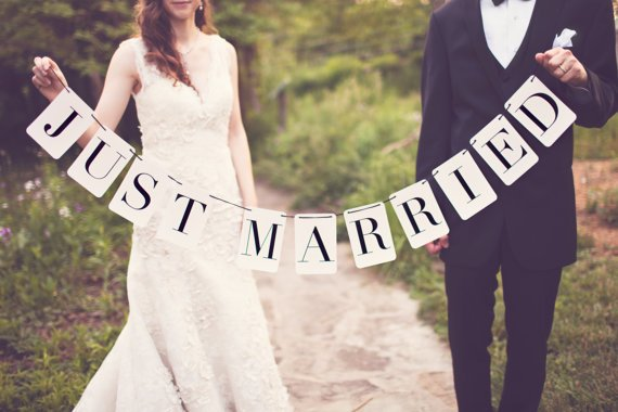 just get married