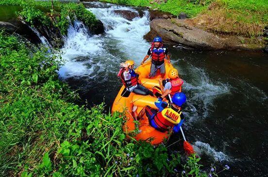 karo rafting