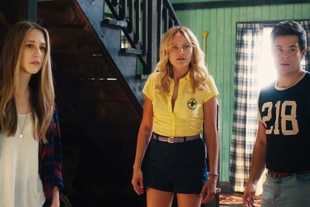 Cuplikan film The Final Girls.