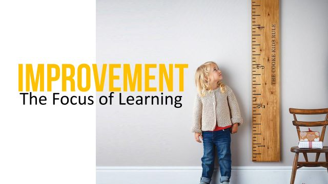 improvement the focus learning