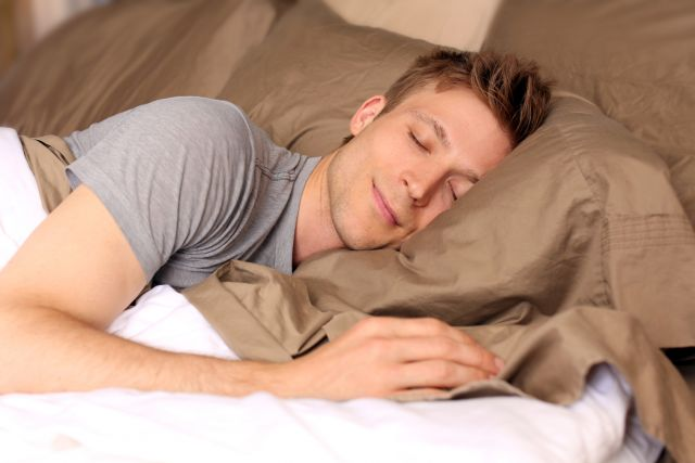 tidur ganteng, bro
