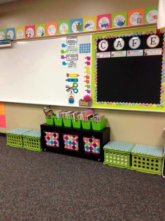 10 desain dekorasi ruang kelas menarik yang membangkitkan semangat belajar