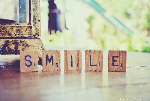 Keep smile...