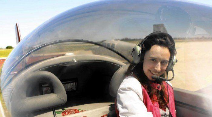 Fly high, Girl!