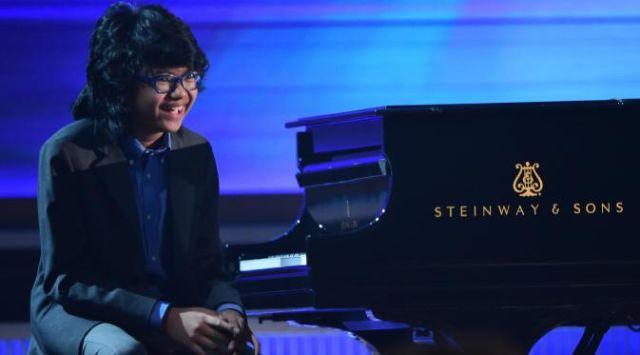 Si pianis cilik asal Indonesia