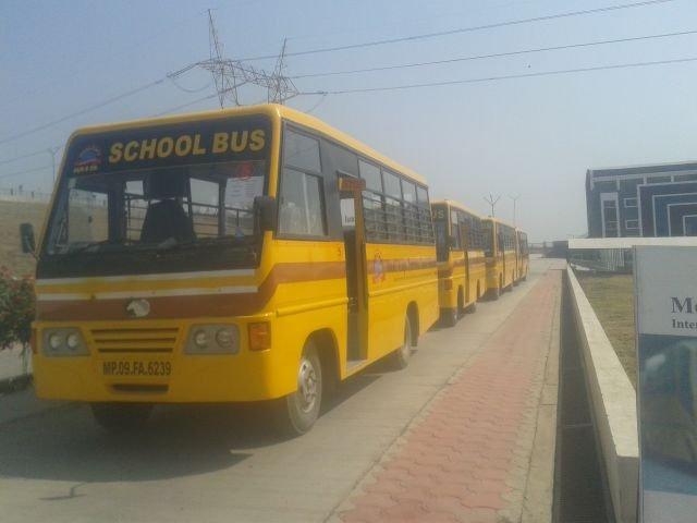 di negara bagian ini anak sekolah mendapat fasilitas bis