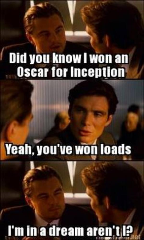 Inception jokes