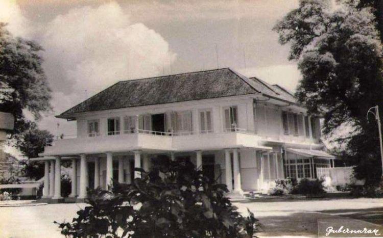 Foto Gedung Grahadi tempo doelo.