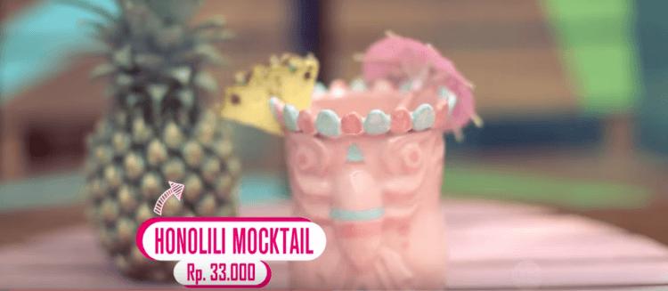 Ini nih yang namanya Honolili