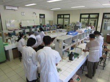 laboratorium toksikologi pertanian