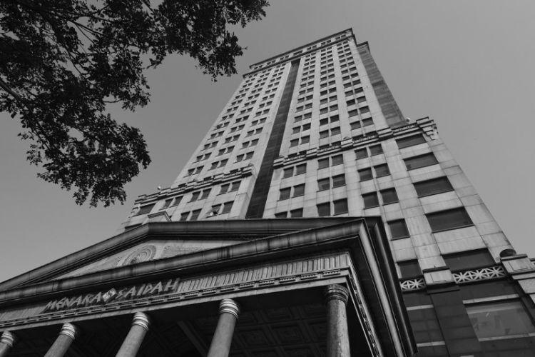 Saidah Tower.
