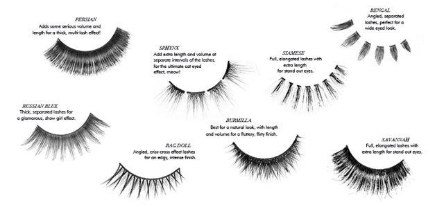 Pilih bulu mata yang sesuai via perfectbeauty.id