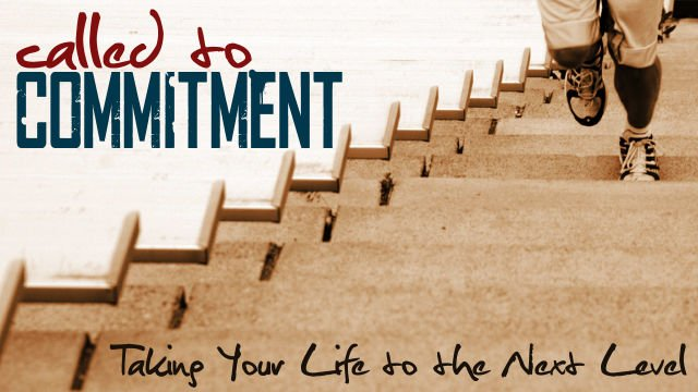 called to commitment