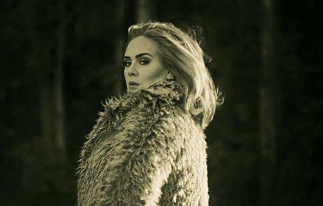 Meski sering di-bully, Adele tetap berkarya..