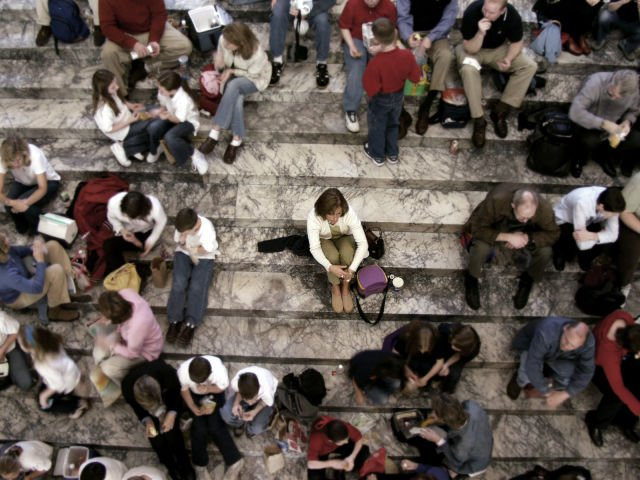 Alone in Crowd