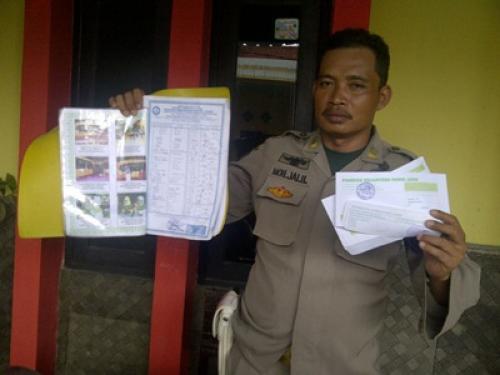 peminta-minta berkedok yayasan akan ditangkap tanpa surat tugas