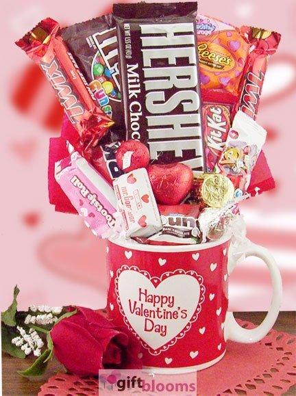 cokelat dan bunga