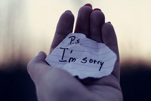 Saat kata maaf saja belum cukup...