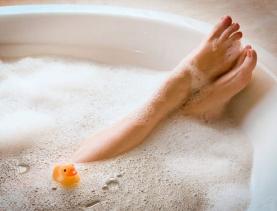 Sediakan sabun untuk hari burukmu