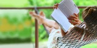 Hobiku membaca