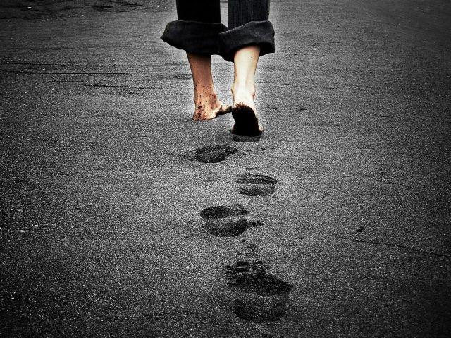 Langkahkan kakimu