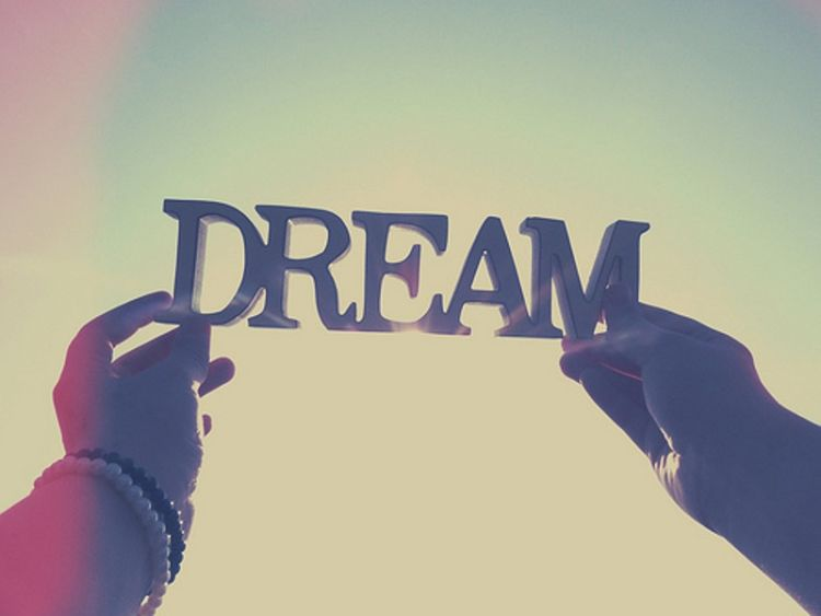 hidup harus punya mimpi