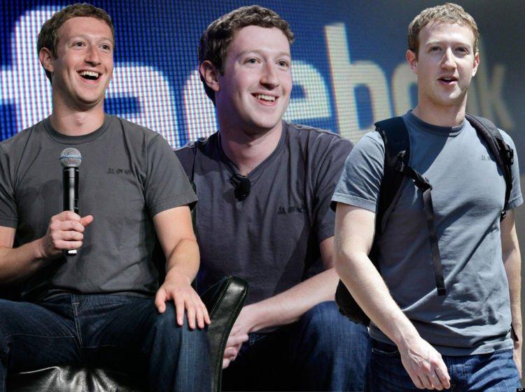 Mark Zuckerberg aja nggak pernah ganti baju tuh