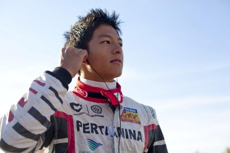 Rio memulai karir balapnya sejak usia 6 tahun.