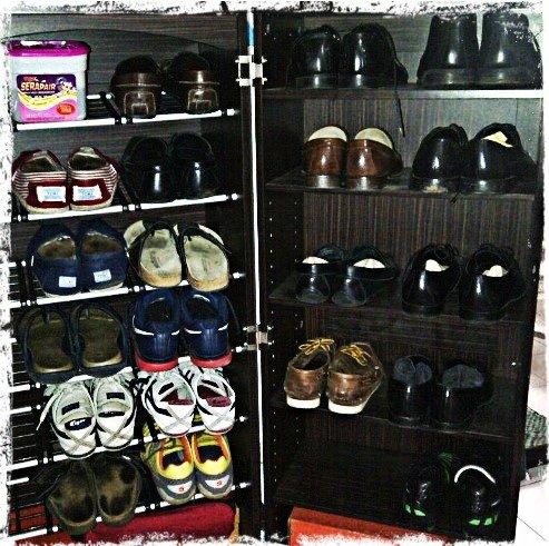 Wow, mas mahasiswanya punya museum sepatu