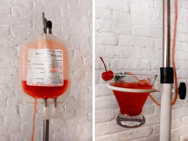 Minum dari infus? Eits, gaul cuy!