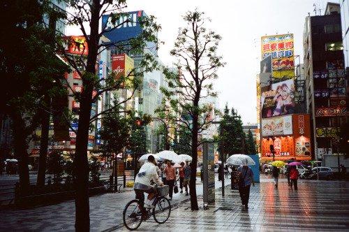 Eh, tapi kalau hujannya di kota secantik ini, kamu pasti bakal bilang yaudah lanjut jalan dong ya ;)