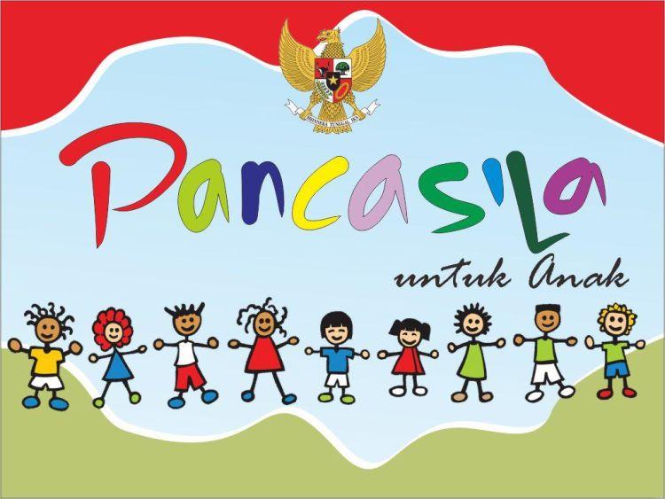 Pancasila, Satu: Ketuhanan yang maha Esa.