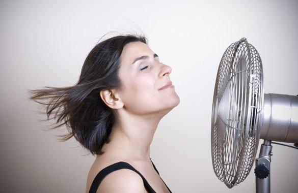 woman-fan