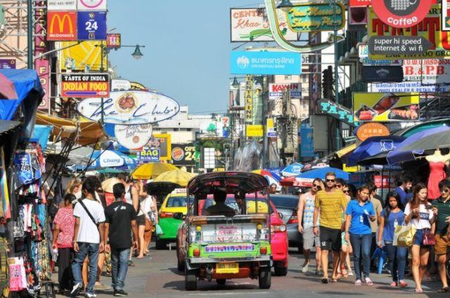 Tempat Yang Strategis Di Bangkok