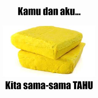 2 tahu kuning