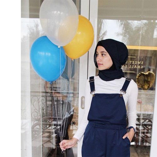 5 Style Fashion Hijab Yang Membuat Ootdmu Modis Namun
