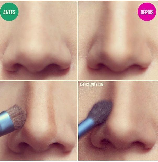 shading hidung itu perlu