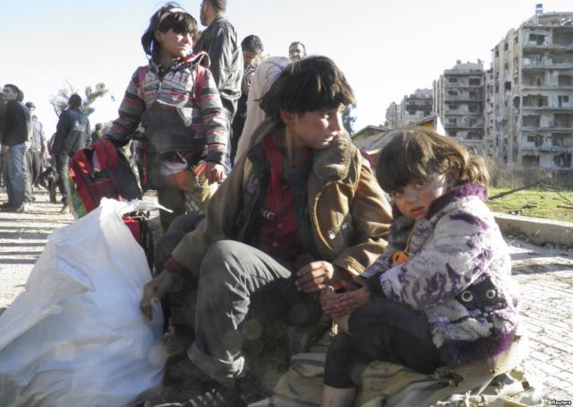 Rakyat Suriah ingin transisi pemerintahan