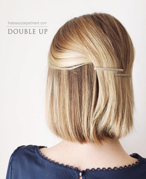 Ke Kondangan Nggak Perlu Bingung Hairstyle Sederhana Ini Bisa - Tutorial hairstyle untuk rambut tipis