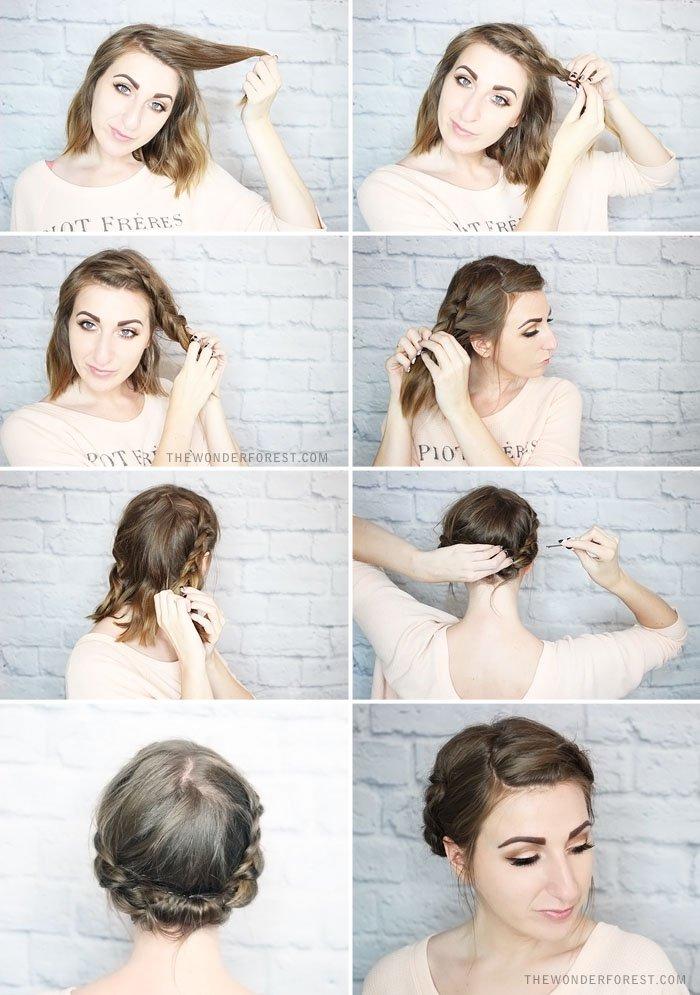 Untukmu Yang Berambut Pendek Hairstyle Ini Bisa Kamu Jadikan - Hairstyle buat rambut pendek