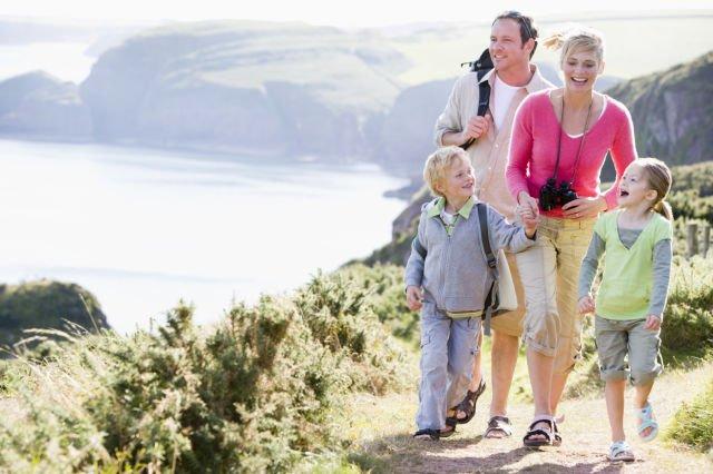 Gunakan waktu libur mu sebaik-baiknya bersama keluarga