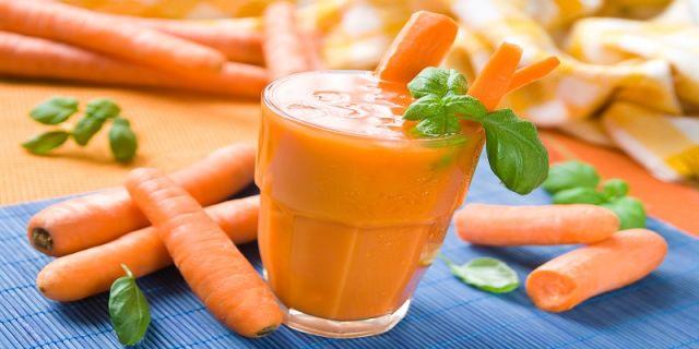 vitamin c di jus wortel juga dapat memerangi sakit tenggorokan