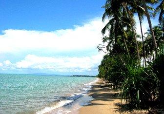 Pantai Penyak di Koba