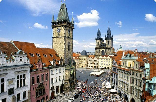Rekamannya di Praha