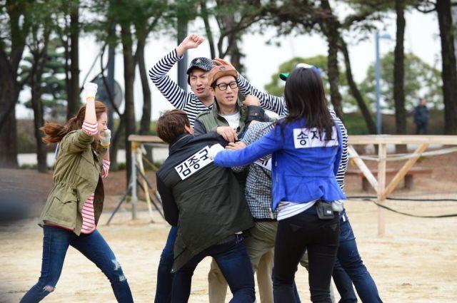 Ji Suk Jiin, OUT !!