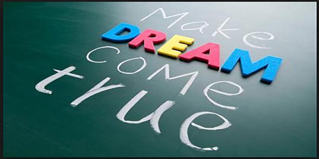 Buat Mimpimu Menjadi Kenyataan