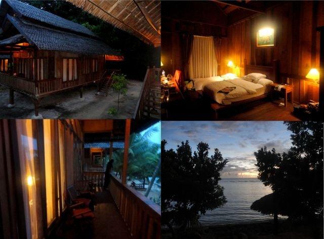 Kamar ane pas di Patuno Resort!