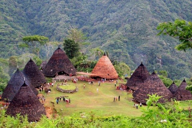 Desa Waerebo