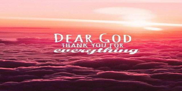 Bersyukurlah sebanyak-banyaknya :)